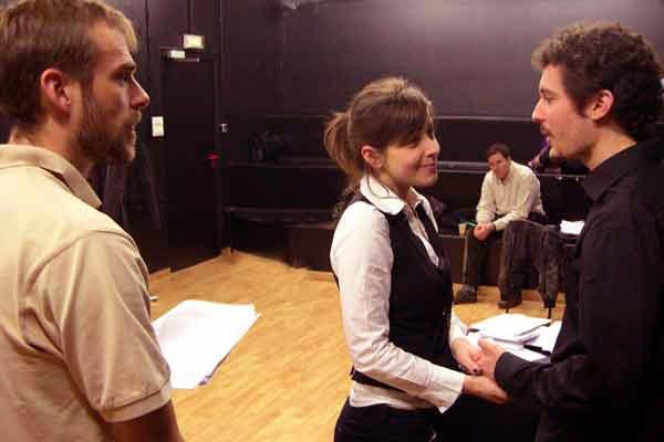 répétion cours de théâtre