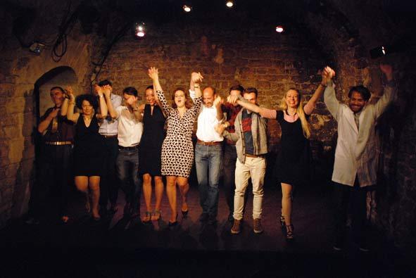 Cours theatre amateur
