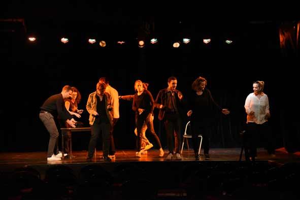 activite theatre pour la rentree