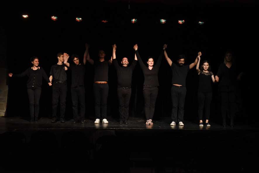 Ecole de théâtre pour cours du soir